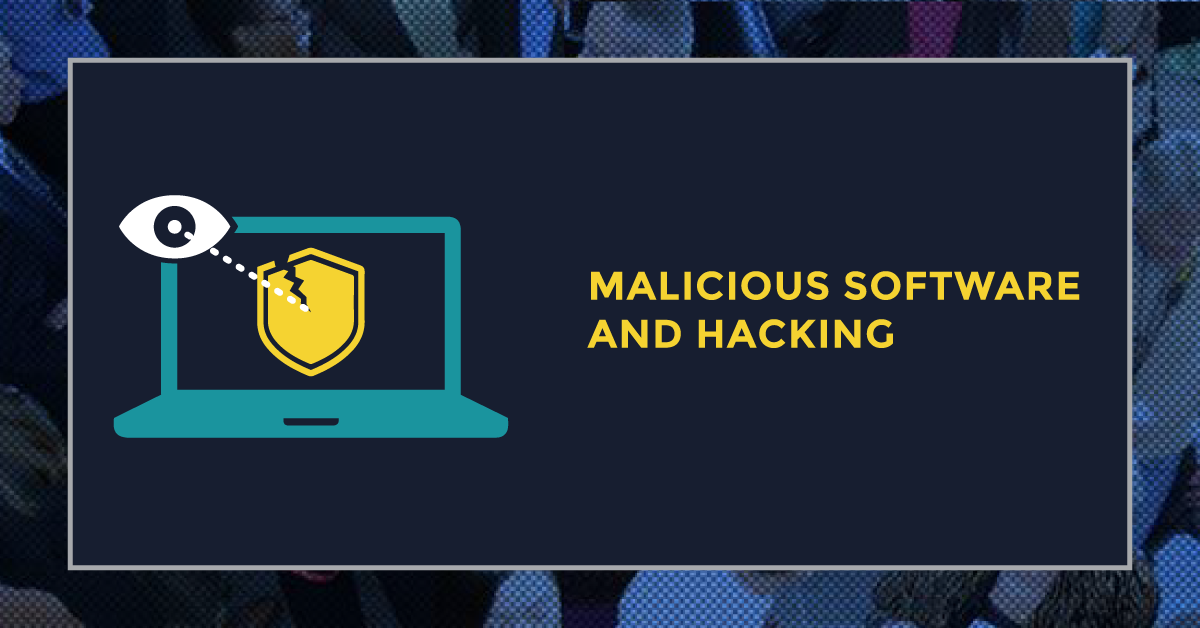 how to detect malicious software